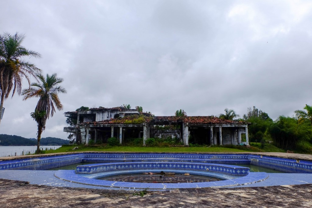Pablo Escobar's Mansion