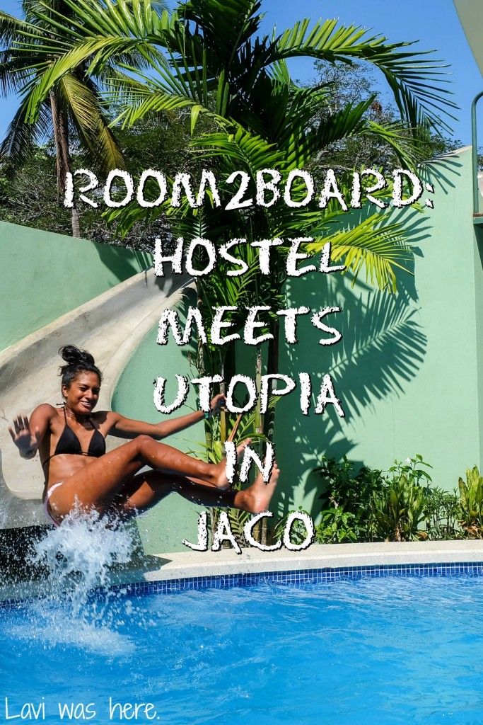 Room2Board: Hostel Meets Utopia in Jaco | I planned to stay at Room2Board for two nights while visiting Jaco. When it came time to leave, I just couldn't say goodbye to this hostel.