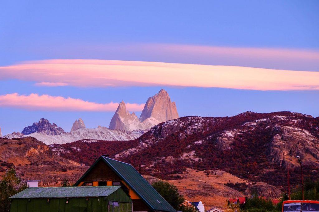 Mt. Fitz Roy, Argentina