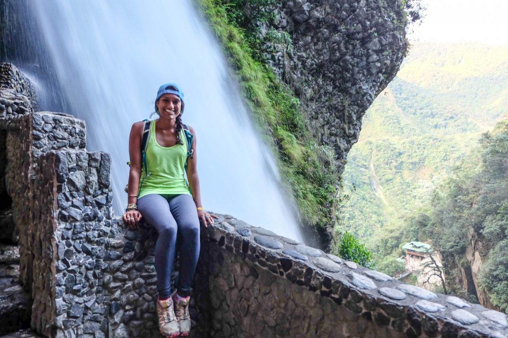Ruta de las Cascadas: A Solo Bicycle Ride in Baños, Ecuador