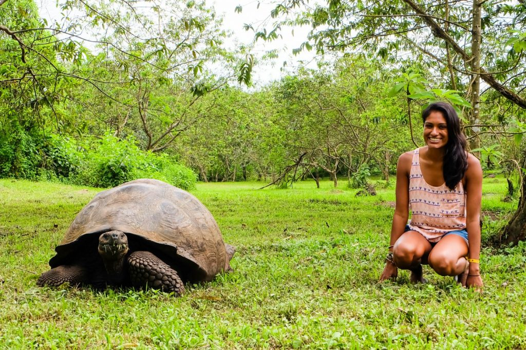 A Week in the Galapagos Islands