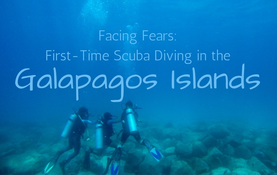 Facing Fears: First-Time Scuba Diving in the Galápagos Islands