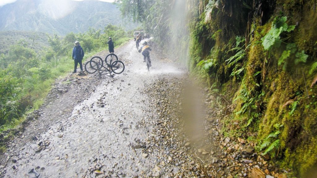 Biking the World's Most Dangerous Road with Altitude Adventures