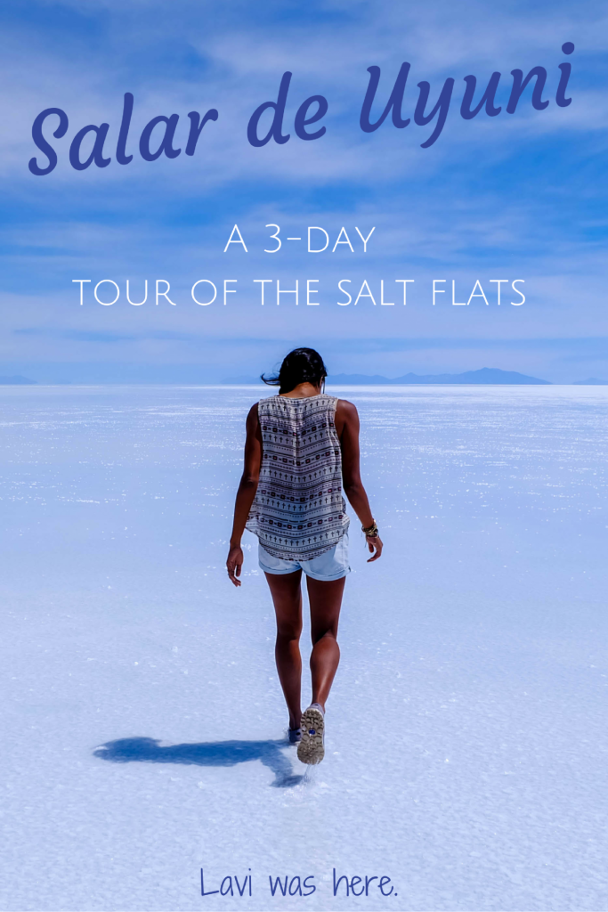 Bolivia's Salt Flats: A 3 Day Salar de Uyuni Tour | Lavi was here.