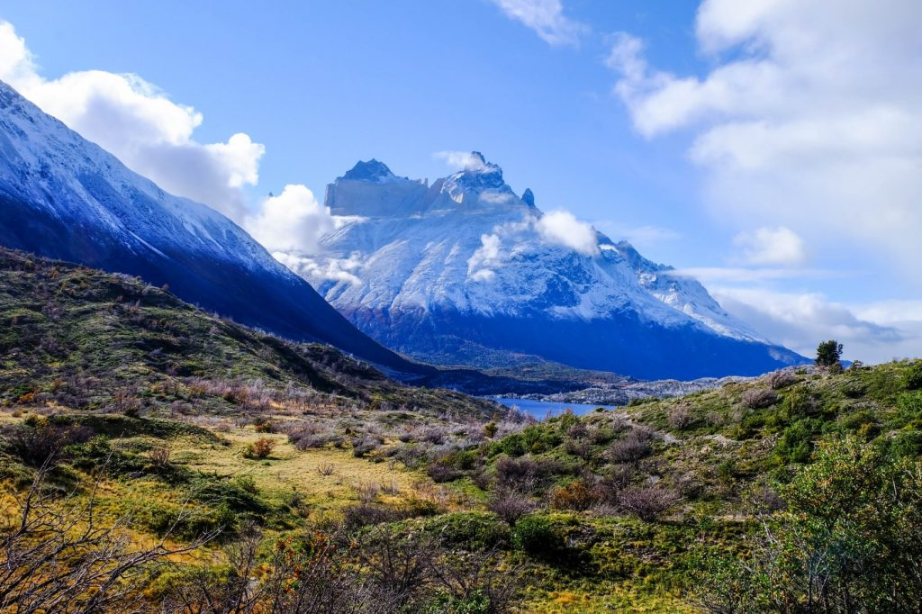 Hiking the W in Torres del Paine