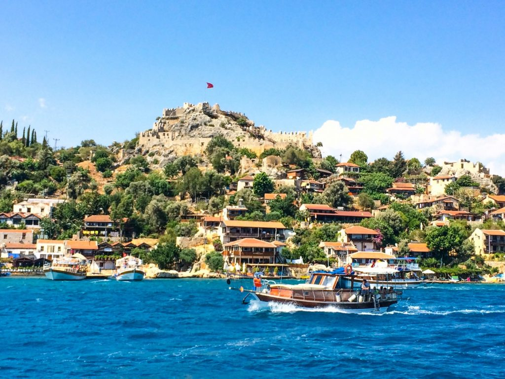 Turkish coast