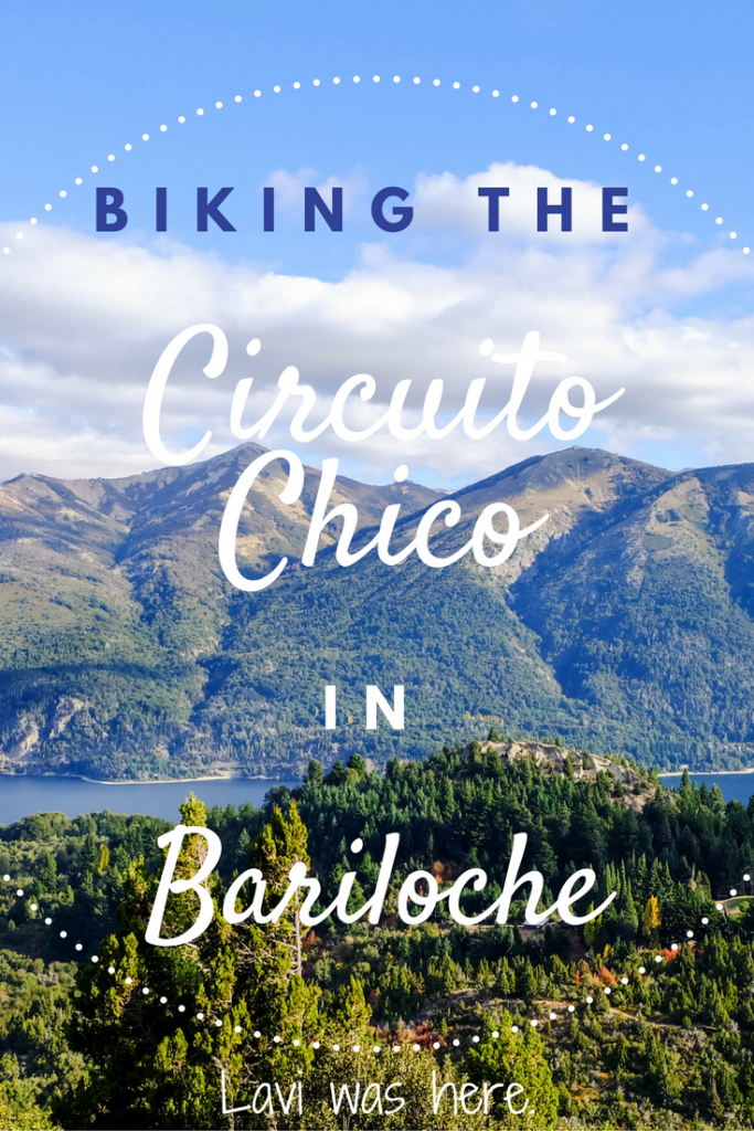 Circuito Chico Bariloche : Biking the circuito chico in bariloche lavi was here