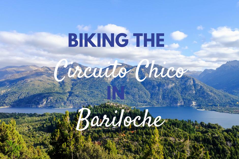 Biking the Circuito Chico in Bariloche