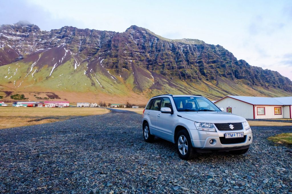 Renting a Car in Iceland with Lotus Car Rental