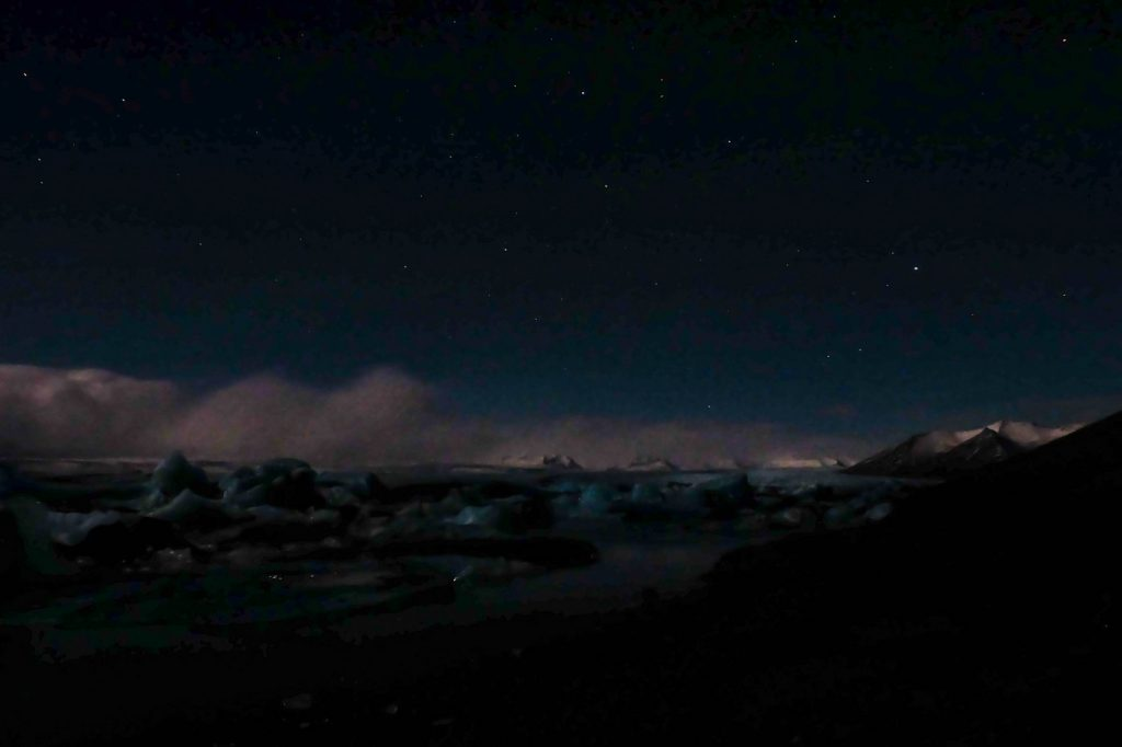 Hunting the Northern Lights in Iceland