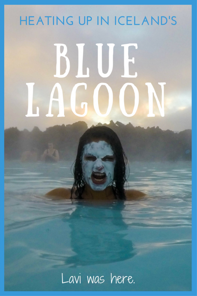 Heating Up in Iceland's Blue Lagoon Geothermal Spa | Iceland was cold and icy, so it was nice to cap off my trip in the steamy Blue Lagoon. Here's the story and what you need to know to have a great experience! | Lavi was here.