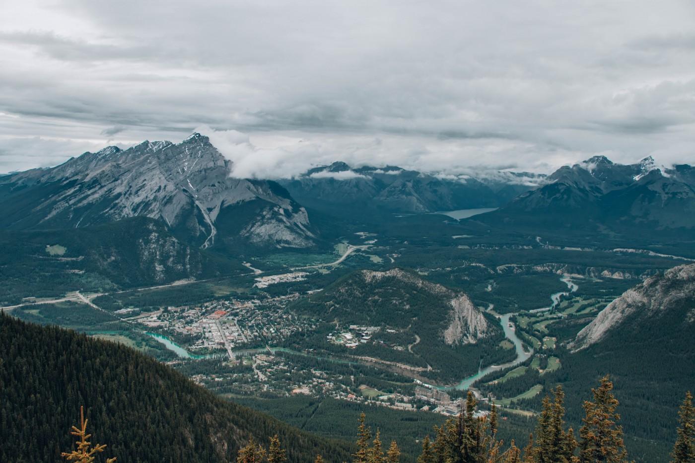 Sanson's Peak | Top 10 Photography Spots in Banff National Park
