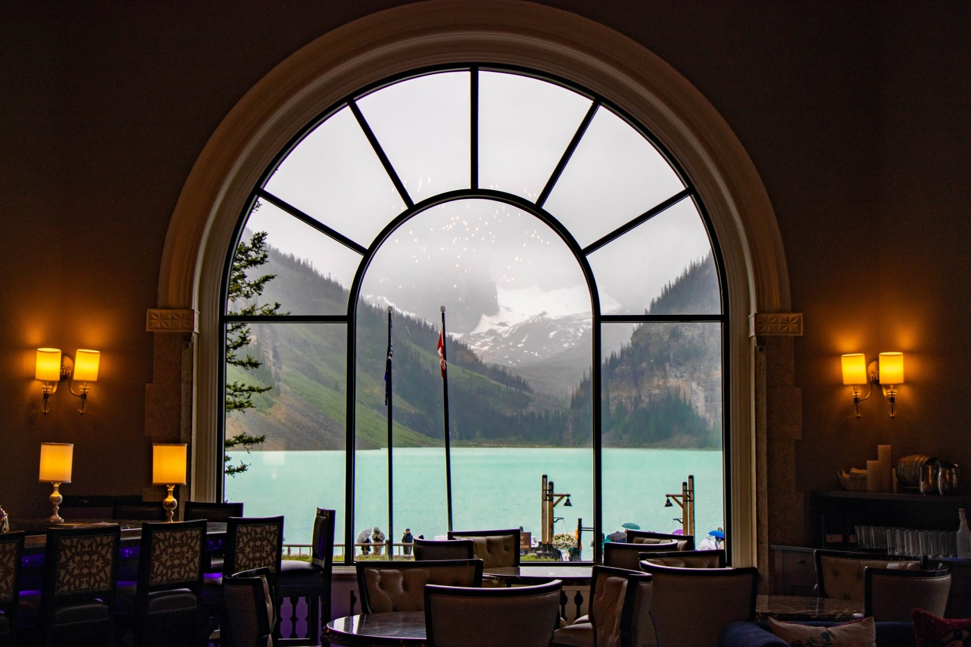 Fairmont Lake Louise   Top 10 Photography Spots in Banff National Park