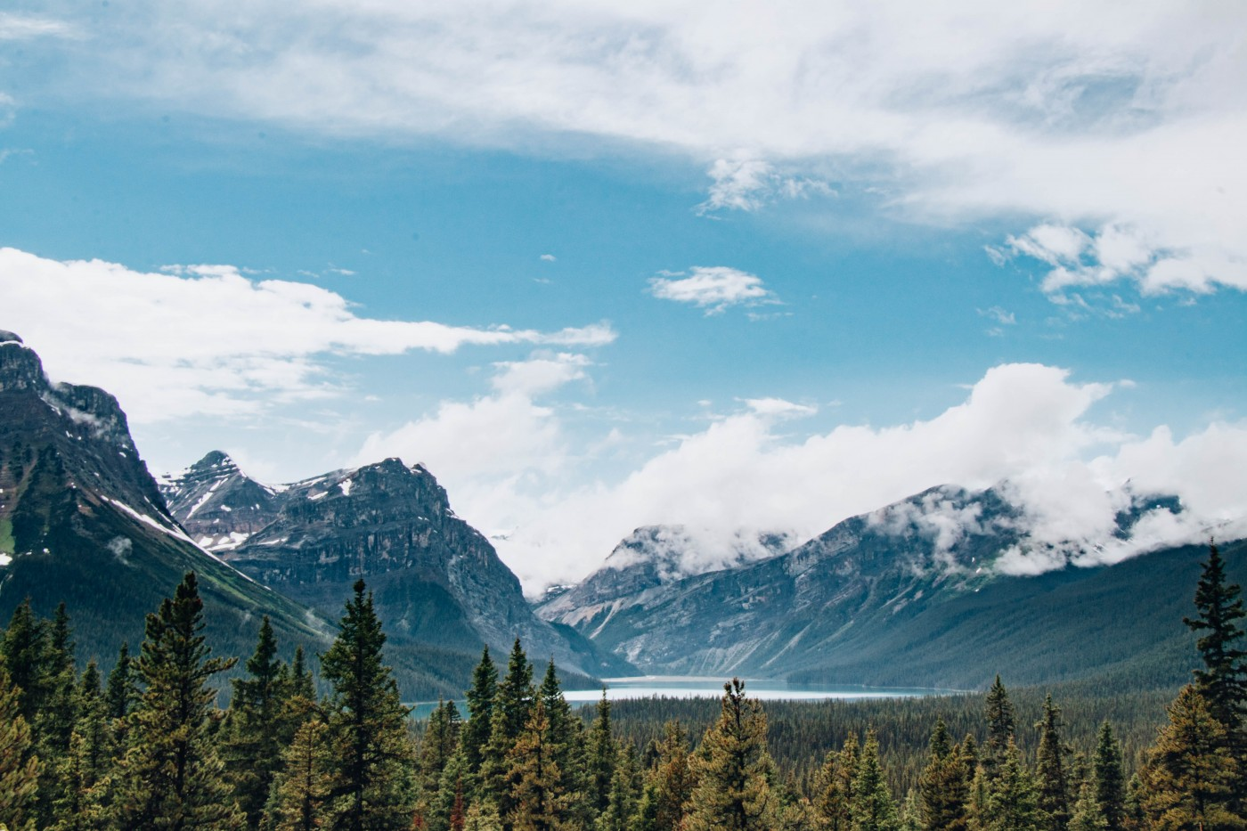 Icefields Parkway | Top 10 Photography Spots in Banff National Park